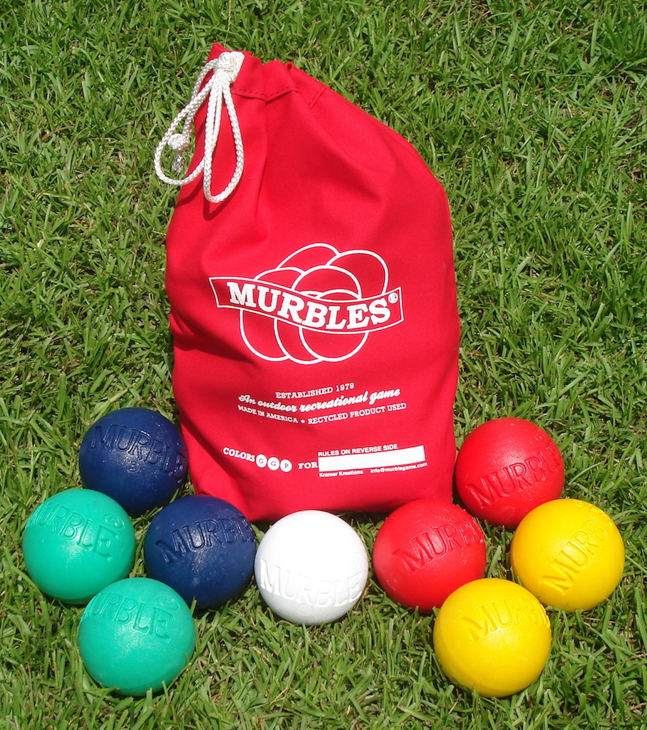 Small Activity Set - Up to 4 players - 9 Balls
