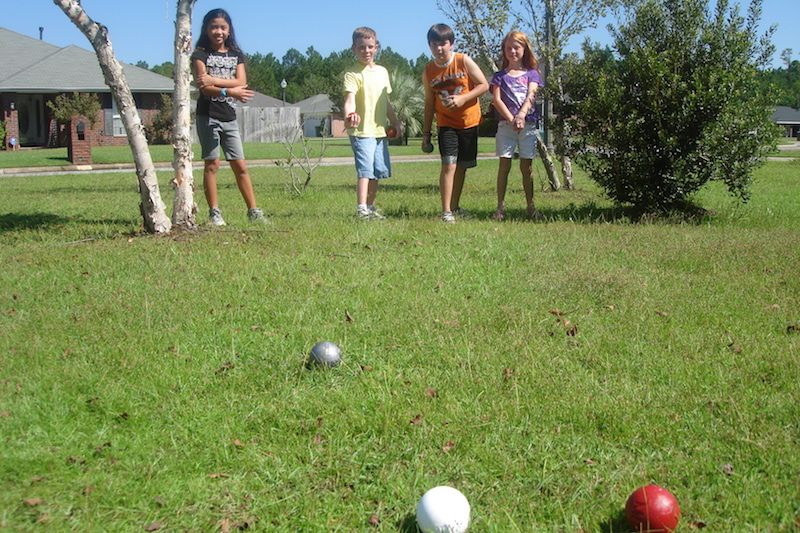 Benefits of Outdoor Games for Children