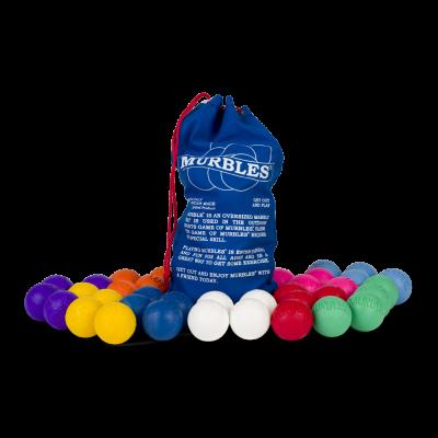 Murbles 16 Player 36 Ball Activity Set