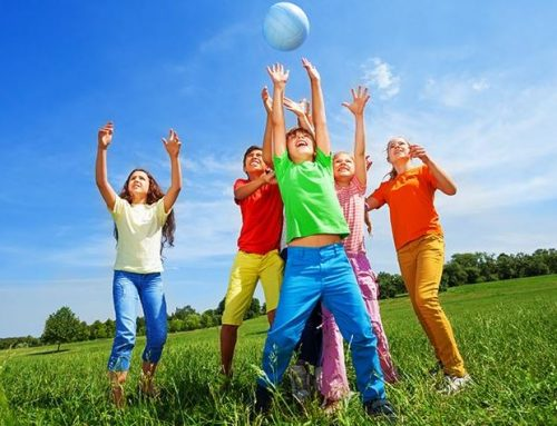 The Importance of Playing Outdoor Games
