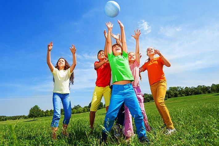 Outdoor Ball Games for Kids
